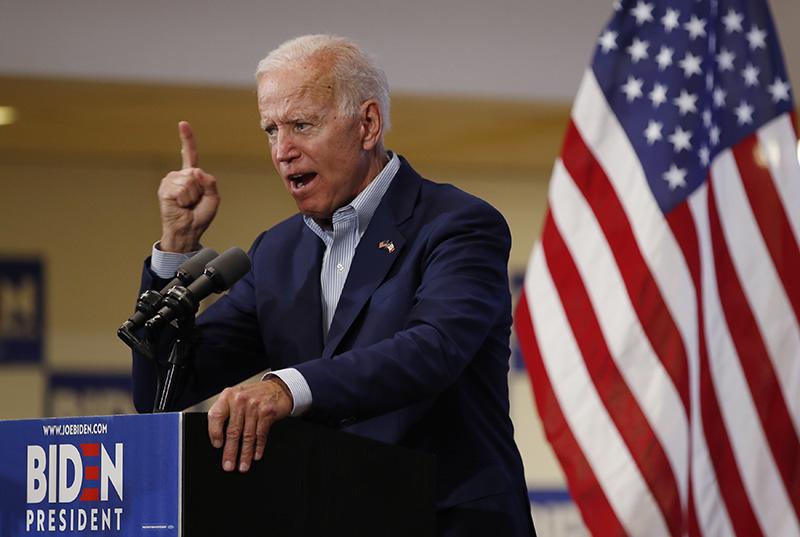 «Личная политика выше священной клятвы»: реакция Байдена на разговор президентов США и Украины. Новый конкурент Трампа