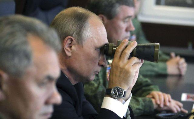 Корабль США вошел в Черном море: Путин готовится к поднятию боевого флота. Что происходит?