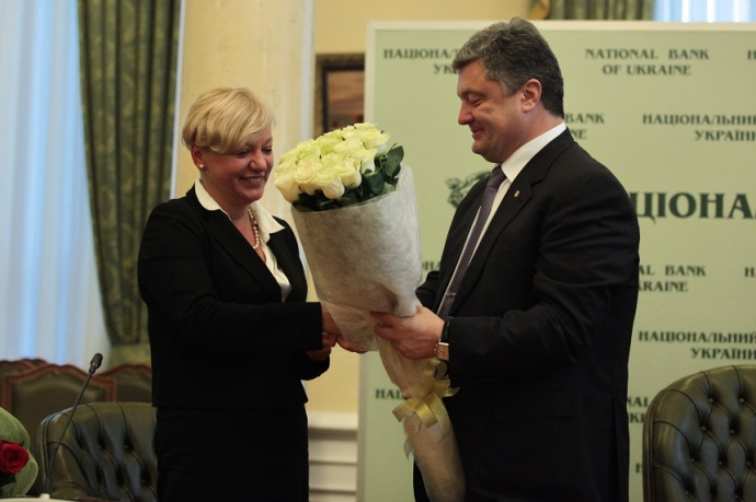 «Она не сломается» Порошенко поддержал скандальную Гонтареву. Не стоит впутывать украинцев