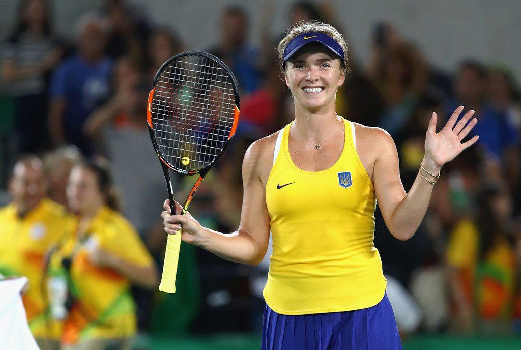 Рекордная вершина: Теннисистка Элина Свитолина стала третьей ракеткой мира. Украина гордится!