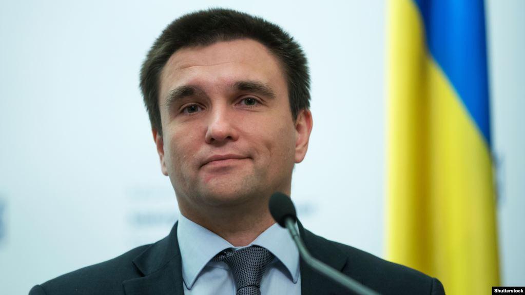 «Цензурных слов у меня нет»: Климкин отреагировал на уголовное производство НАБУ в отношении него