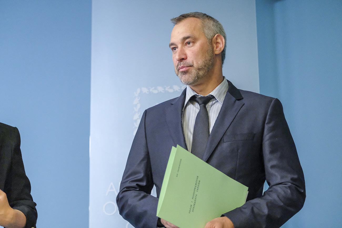 И снова головы летят: Рябошапка уволил двух заместителей генпрокурора времен Луценко