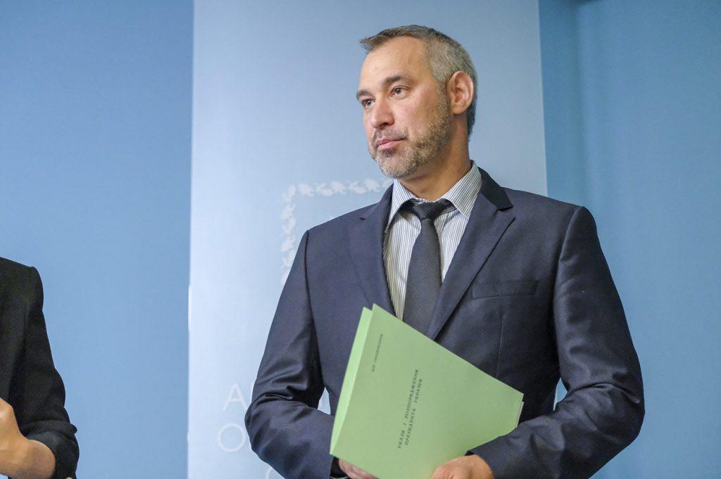 «На следующей неделе»: Рябошапка анонсировал громкое увольнение с ГПУ. «Переходный период»