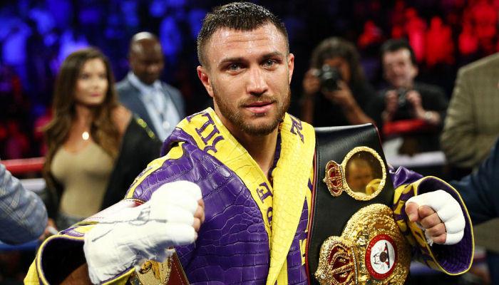 «Я срах как хочу подраться с ним»: британский чемпион по боксу бросил вызов Ломаченку
