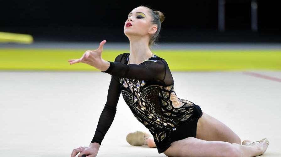 Первая медаль в своей карьере: украинская гимнастка завоевала бронзу на мировых соревнованиях