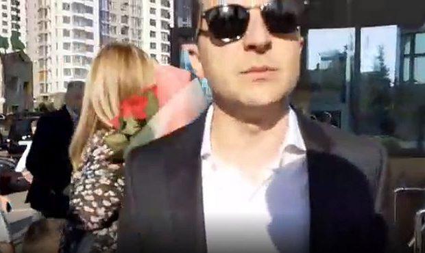 «Заберите!»: Зеленский вместе с женой отвели сына в первый класс. Закончилось все скандалом