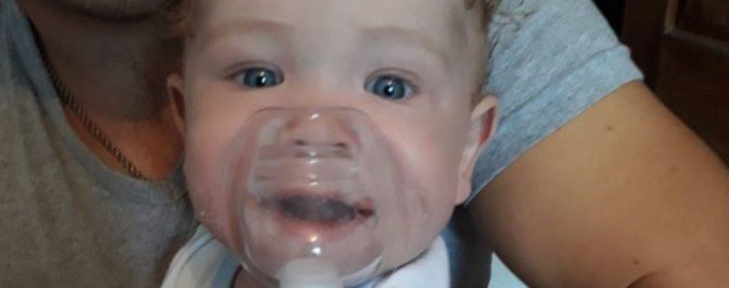 Шанс на полноценную жизнь для маленького Димы стоит аж 18 тысяч долларов