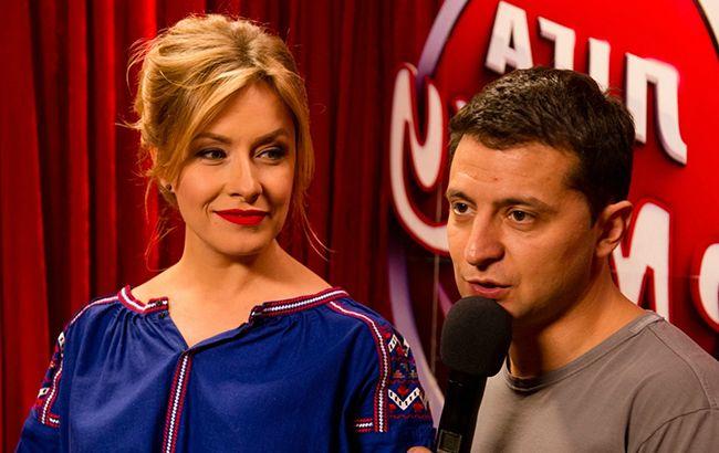 «Он всегда меня»: Елена Кравец посвятила танец Зеленскому