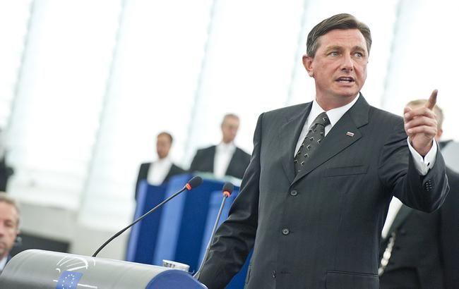 «Особый статус»: президент Словении обратился к ЕС с предложением что касается Украины