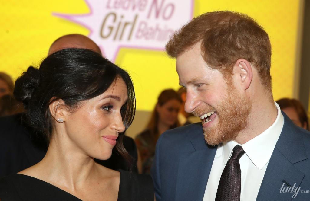 «Никто не идеален» Принц Гарри прокомментировал скандал с участием своей жены
