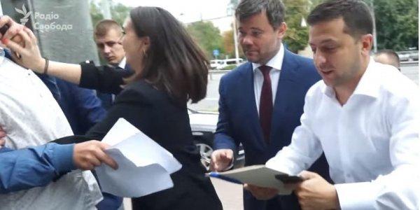 Юлия Мендель и СМИ: союз журналистов призывает пресс-секретаря президента извиниться
