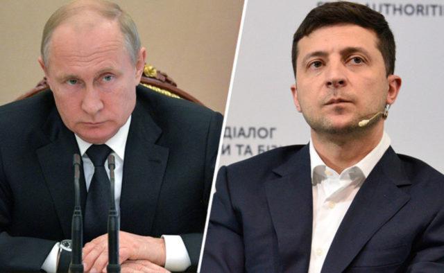 Было три телефонных разговора! Историческая встреча Путина и Зеленского все-таки произойдет. Названа фатальная дата