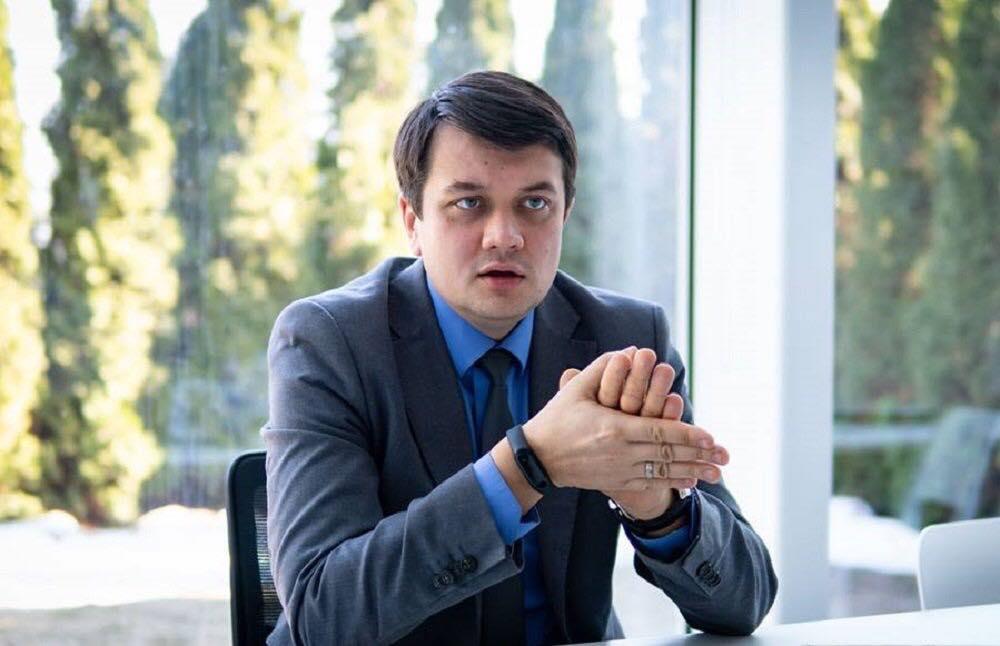 «Чтобы не было вопросов»: Разумков объяснил радикальное решение роспуска ЦИК