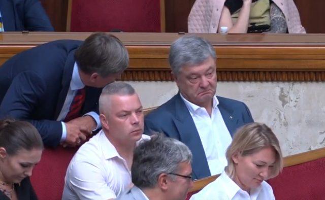 Партия Порошенко опустилась ниже плинтуса: «пропаганда низкой пробы»