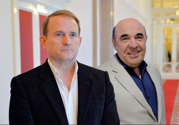 «Государственная измена»: Медведчука и Рабиновича привлекут к ответственности за поездки в Россию