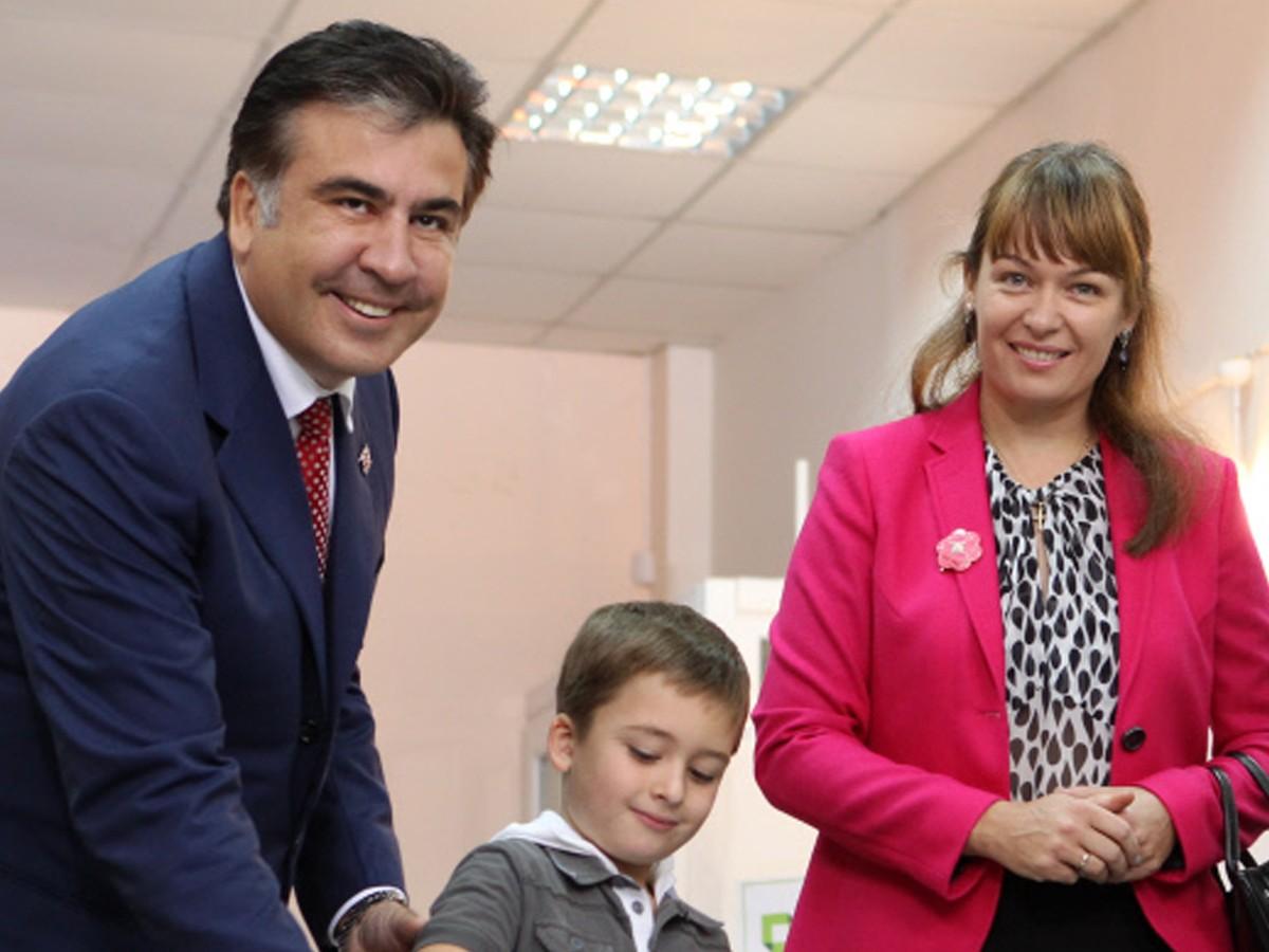 Российские террористы сбили боинг: Михаил Саакашвили сделал заявление о жене. «Огромная человеческая трагедия»