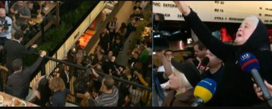 «Меня не хватит на всю страну!»: Инцидент во время пресс-марафона Зеленского. Крики и слезы