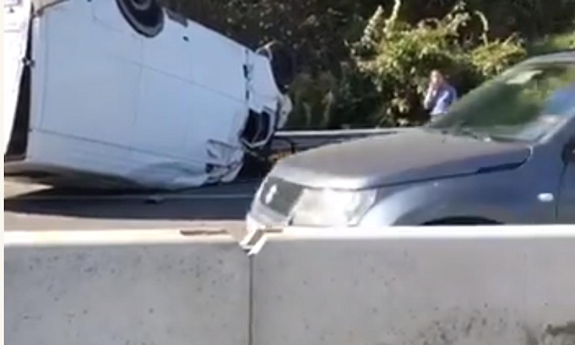 «Наверное это судьба»: Инна Богословская попала в серьезное ДТП вблизи столицы