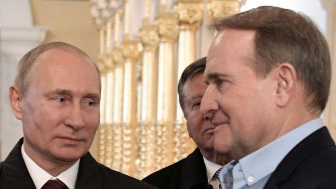 «Защитник обездоленных и угнетенных»: Медведчук засветил в Раде часы за 1 млн. Гривен. Невиданная наглость!
