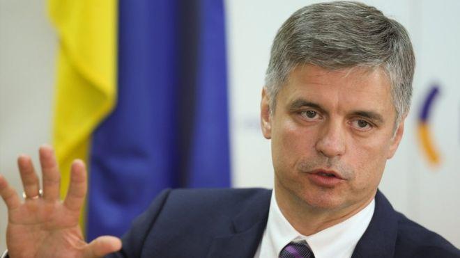 «Планы в закрытых кабинетах»: Пристайко об урегулировании ситуации в Донбассе