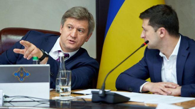 «Я выбрал другую кандидатуру»: Зеленский впервые объяснил увольнение Данилюка. Шантажа не будет!