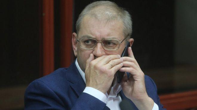 «Кормил депутатов и …» В Сеть слили скандальный разговор Пашинского. «Член преступной группы Порошенко-Парубия»