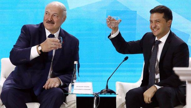 Он покраснел! Лукашенко оскандалился на встрече с Зеленским. Вот и сказал …