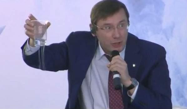 «Злоупотребление властью»: ГБР открыло уголовное дело против Луценко. Вовремя сбежал?