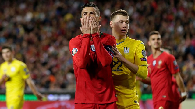 Все решится в Киеве: прогноз тренера Португалии перед матчем с Украиной