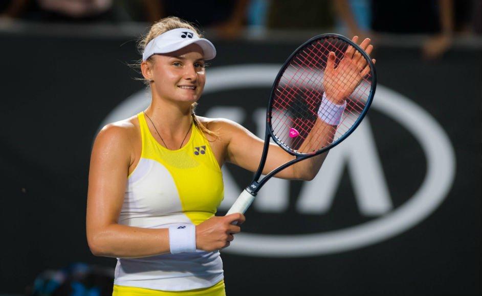Украина в топе: Даяна Ястремская пробилась в финал парного турнира по теннису в Пекине
