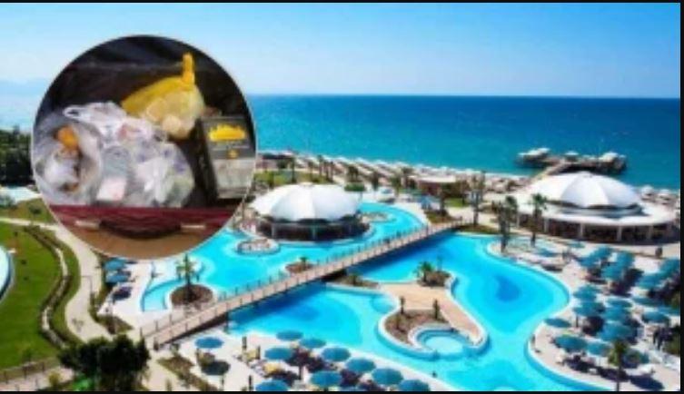 «Целый чемодан еды»: «Голодные» российские туристы опозорились в турецком отеле. Кража года