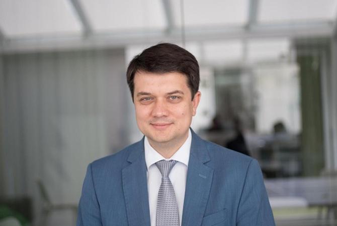 «Наиболее вероятный кандидат» Стало известно, кто займет место Разумкова. Узнаваемая личность!