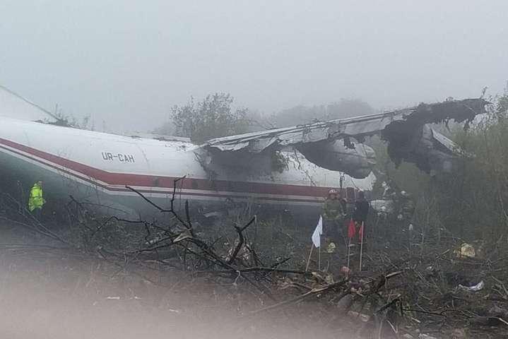Авиакатастрофа под Львовом: определили 4 версии, которые могли привести к аварии. Одна страшнее другой