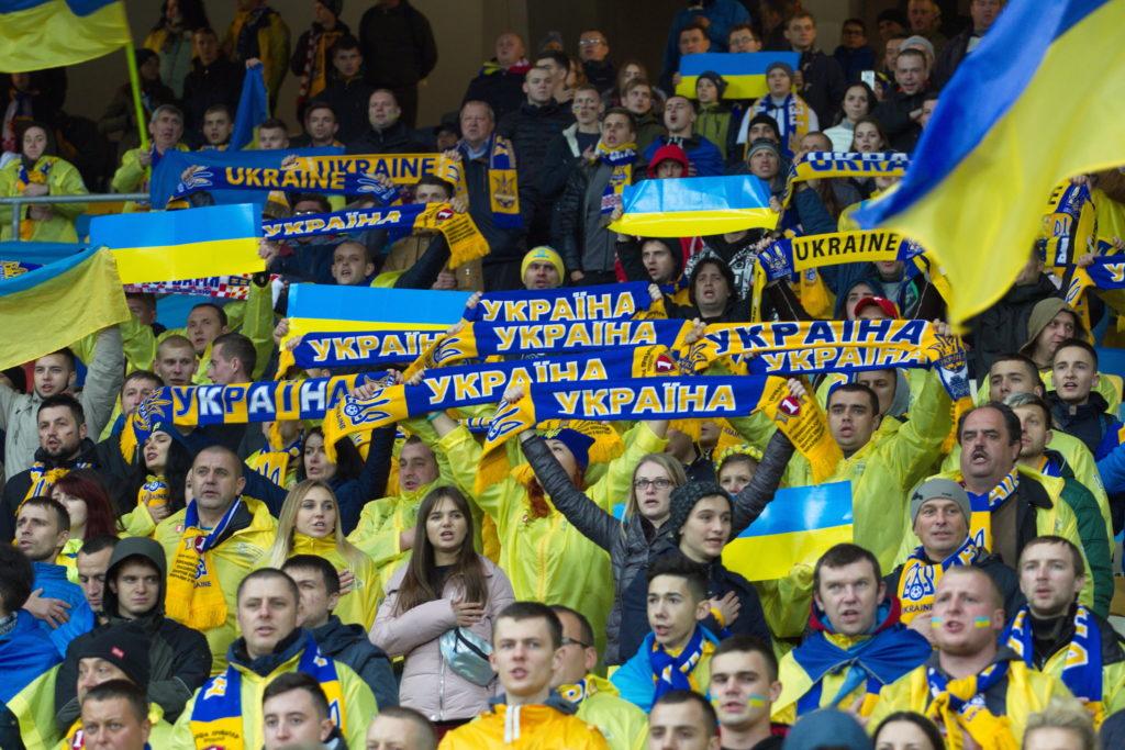 Украина сохранила десятую позицию в рейтинге национальных футбольных ассоциаций УЕФА