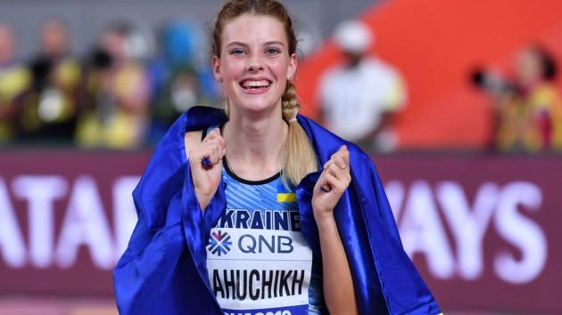 Есть первая медаль: украинка Ярослава Магучих выборола «серебро» ЧМ