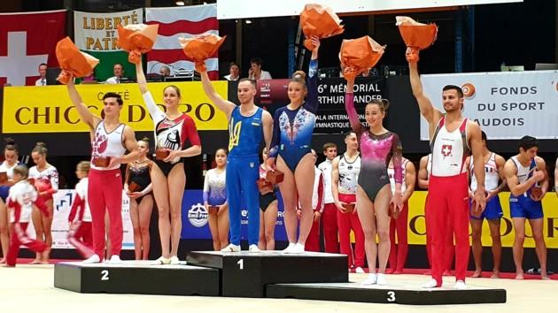 «Еще одна победа в личную копилку»: Украинские спортсмены поразили победой на соревнованиях в Швейцарии