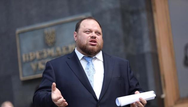 «Это не просто дичь, это …»: Стефанчук резко прокомментировал скандальное видео Софии Федины. Слов не смог подобрать