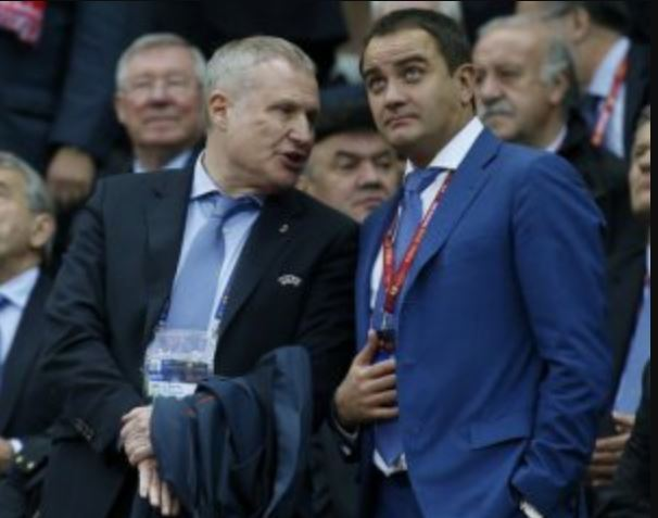 «Получил достойный ответ в морду» Пьяный глава УАФ набросился на братьев Суркисов во время матча сборной против Португалии