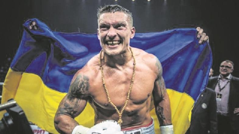 После ринга, сразу же позвонил Зеленскому: Усик успешно получил победу в поединке с Уизерспуном