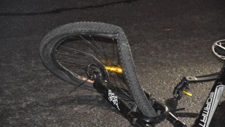 Парень умер на месте: На Кировоградщине полицейский насмерть сбил велосипедиста