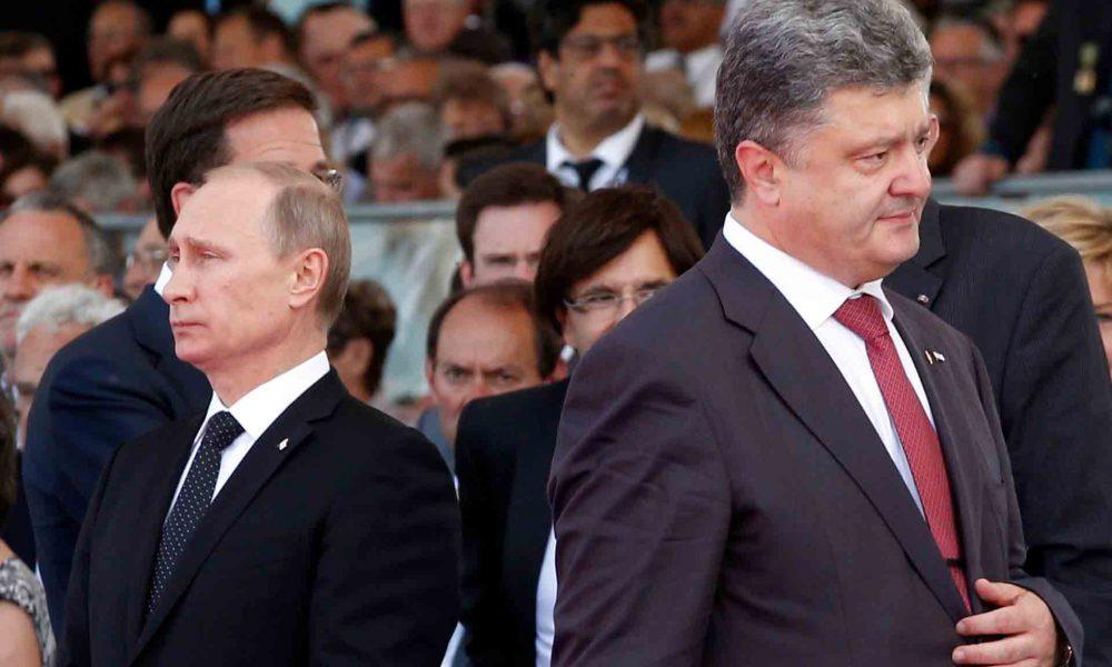Рассекреченные скандальные переговоры Порошенка и Путина: так решали судьбу Донбасса