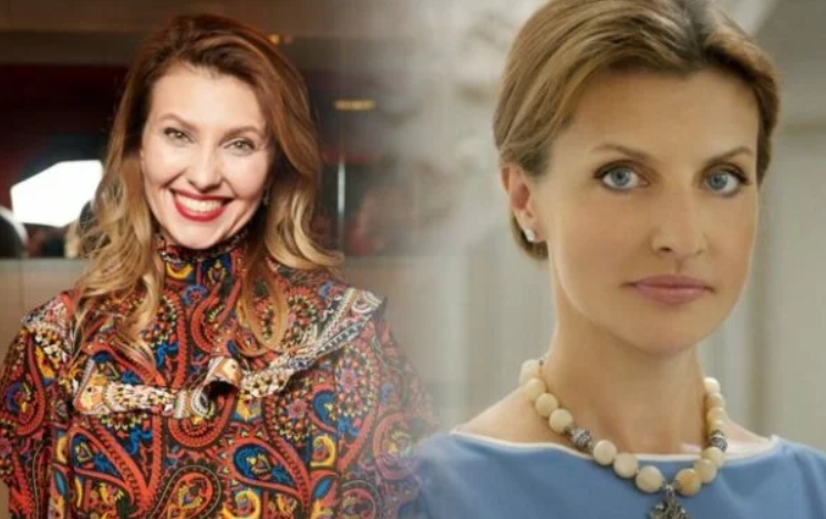 """""""Это очень красиво, но…"""": Елена Зеленская неожиданно раскритиковала Марину Порошенко. Вот это да!"""