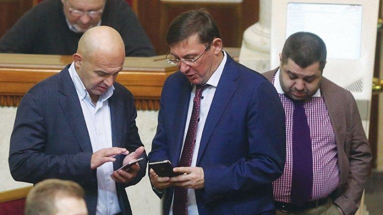 «Уже в аэропорту?» Скандальный соратник Порошенко получил иммиграционную визу в Израиль — СМИ