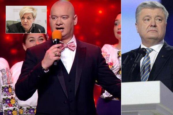 «Издеваются уже не один год»: Порошенко отреагировал на скандальное выступление «Квартала». Требует извинений