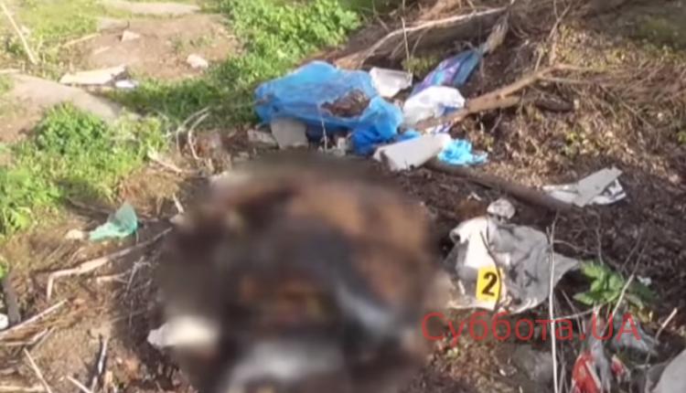 В Харькове 52-летняя женщина убила собственную мать: тело в мусорном пакете выбросила на стройку