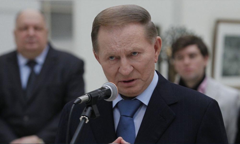 Это ужас, что сделали! Кучма сделал проникновенное заявление: шашки наголо!