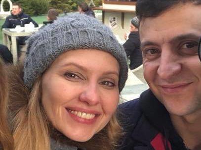 «Будто из сказки о Золушке»: Владимир Зеленский привез жену к фантастическому замку