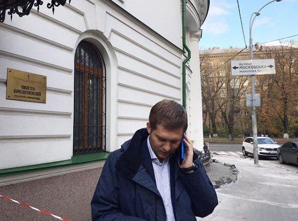 «Конец эпохи достоинства»: кремлевский пропагандист спокойно разгуливает по Крещатику в компании победителя «Голоса страны»