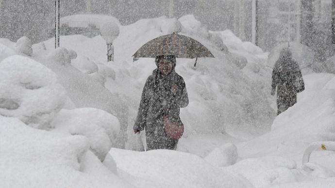Снег не будет прекращаться: какой будет зима в этом году? Такого давно уже не было!