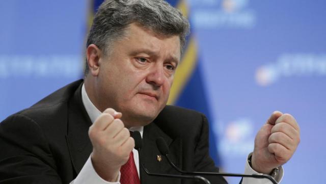 «Провели честное расследование» У Порошенко устроили массовую истерию из-за задержания Свинарчука